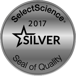 SelectScience Silver Seal of Quality Award