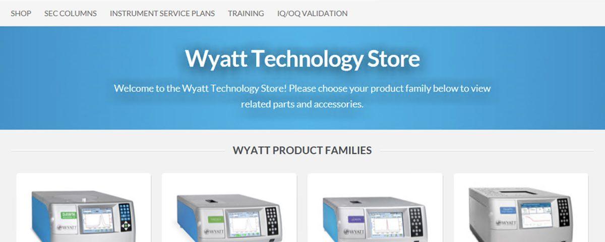 Wyatt Technology Store