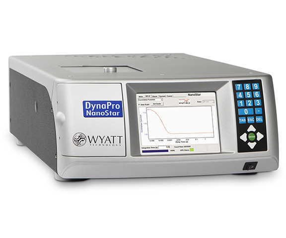 DynaPro NanoStar, particle size analysis, size exclusion chromatography, nanoparticle size, nanoparticle analysis