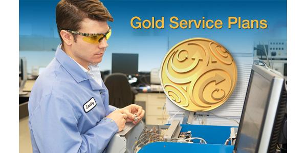 Gold Service Plans