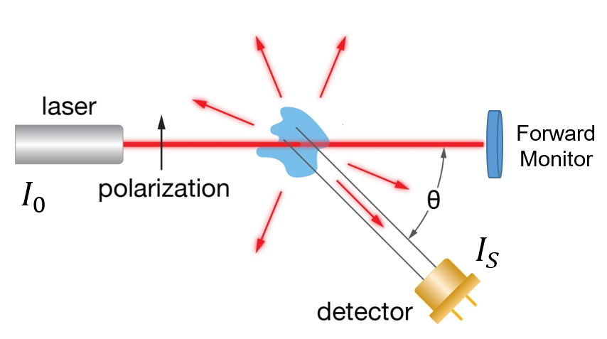 Laser and Forward Monitor