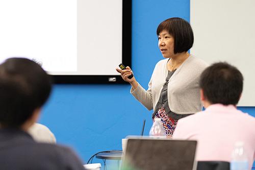 Michelle Chen Teaching