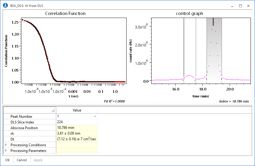 QELS Analysis GUI